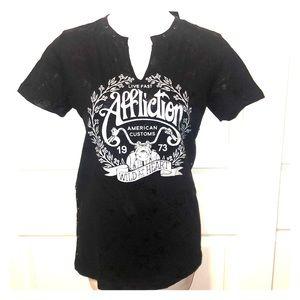 🏍 AFFLICTION Tee Shirt 🏍